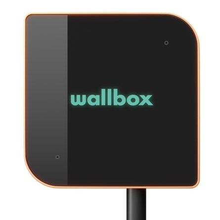 wallbox copper cable typ 2 charging station. Black Bedroom Furniture Sets. Home Design Ideas